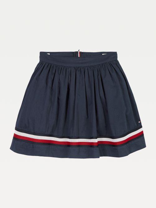 Tommy Hilfiger Girls Essential Knit Skater Skirt